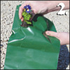 Blooming Bags Step 2