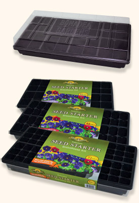 Professional Seed Starter Greenhouse Kits