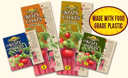 Kozy Coats<sup>&reg;</sup> Packaging