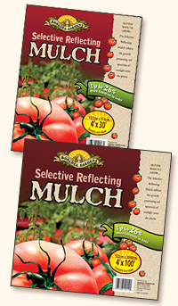 Selective Reflecting Mulch Package