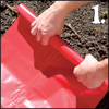 Tomato Mulch Step 1